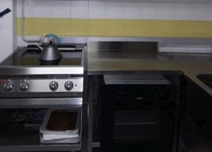 Un sostegno a Insieme a Noi, a cui hanno rubato la cucina