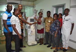 Da Corlo al Ghana per aiutare i dializzati