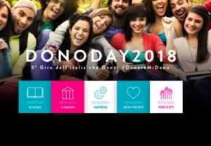 4 ottobre: è #donoday anche nel modenese