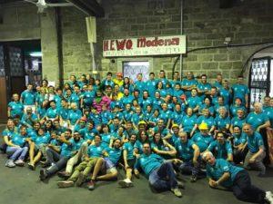 Lamponi e solidarietà a Barigazzo di Lama Mocogno