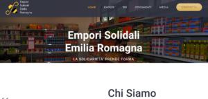 La Rete degli Empori regionali lancia il suo sito web