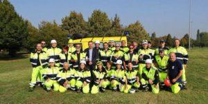 Castelfranco – Protezione Civile: 4000 ore di interventi nel 2018