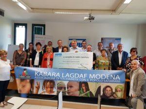In memoria di Campioli Avis dona nuovi apparecchi medici a Kabara Lagdaf