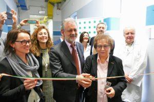 Carpi – Day Hospital Oncologico rinnovato grazie alla generosità dell'associazione AMO