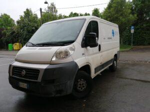 Al via una raccolta fondi per un nuovo mezzo di trasporto per Porta Aperta Carpi