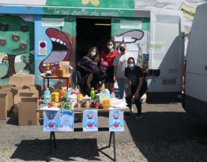 Finale Emilia – A Mani Tese raccolti 600 kg di beni di prima necessità per la comunità